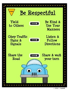 Back To School:  The Rules of the Road