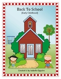 Back To School (Tools you can use all year long in your class - Early Childhood)