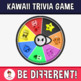 Back To School - Kawaii Trivia Game Clipart