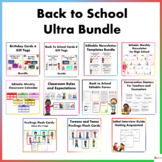 Back To School Ultra Bundle