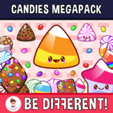 Back To School - Welcome To Candyland Megapack Clipart