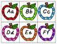 Back To School Word Wall Alphabet Tags Freebie