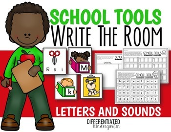 Back To School Write The Ro... by Marsha McGuire | Teachers Pay ...