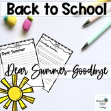 Back-To-School-Writing-Activity