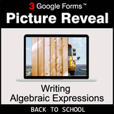 Back To School: Writing Algebraic Expressions - Google For