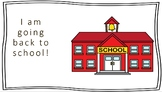 Back To School (during COVID) Social Story