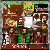 Back To school Graphic Collection