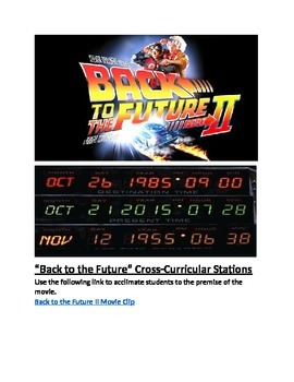 Back To the Future Integrated Station Activities