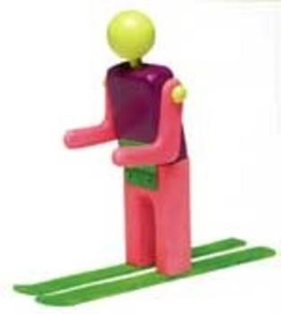 Back-flip Skier Design Project