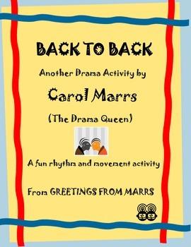 Drama Game-Back to Back