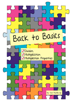 Back to Basics: Division, Multiplication and Multiplicatio