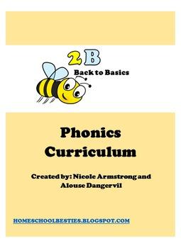 Back to Basics Phonics Curriculum