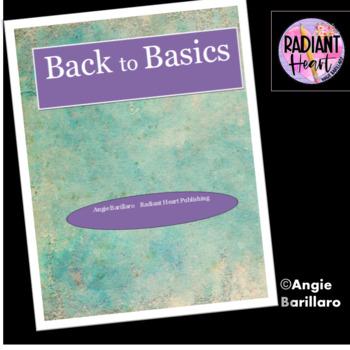 Back to Basics - Vocabulary, Sentences, Parts of Speech & Paragraphs