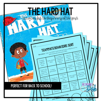 Back to Hard Hat For Kids Book Unit