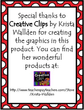 Back to School 1-10 Cards ~ 1:1 Correspondence, Subitize, Numeral Recognition