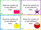 120 Back to School Math Task Cards Grades 2 - 3  (Add, subtract, fractions, etc)