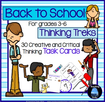 Back to School Ideas: First Week of School Activities for Getting to Know You