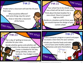 Back to School Task Cards: First Week of School Activities Getting to Know You