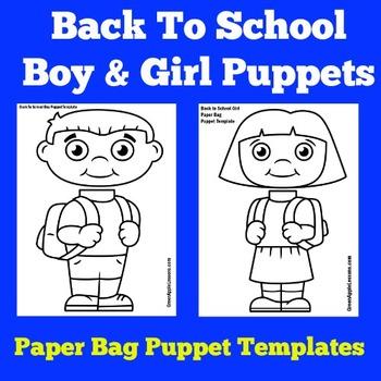 Back to School Craft | Back to School Activity | Back to School Kindergarten
