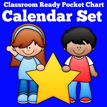 FREE Calendar Math Set