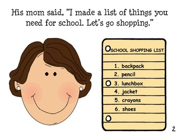 Back to School: INTERACTIVE