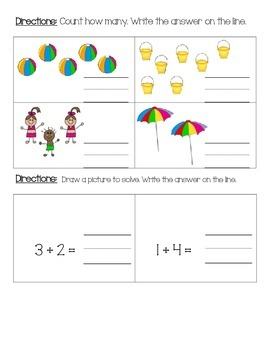 Back to School- 1st Day Resources
