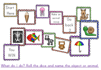 Back to School 1st Week Fun Activity Pack