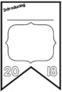 Back to School 2018 - New Year 2018 Bunting Activity