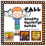Fall Reading Activities * Fall Reading Challenge * Fall Bundle