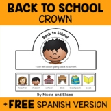 Crown Craft - Back to School Activity
