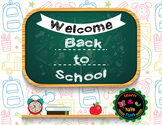 Back to School