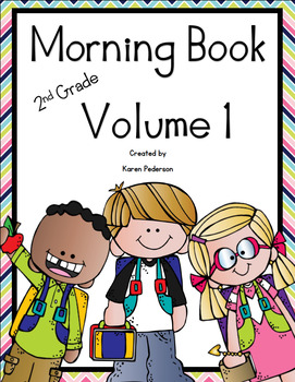2nd Grade Morning Book Volume 1