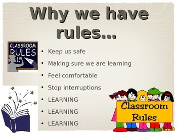 Back to School 2nd grade Powerpoint