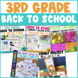 Back to School: 3rd Grade MEGA Bundle