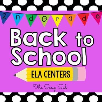 Back to School: 5 ELA Centers