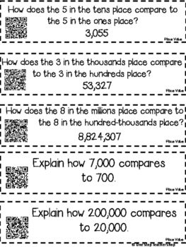 Place Value: A Monthly Collection