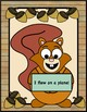 """Back to School, A """"Squirrely"""" Getting To Know You Activity"""