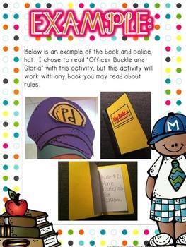 Back to School - A Week One Mini Packet