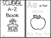 Back to School A- Z Book