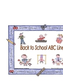 Back to School ABC Line