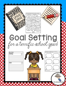 Back to School ABCs of Goal Setting
