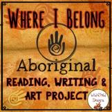 BACK-TO-SCHOOL Aboriginal Reading, Writing & Art Project: Where Do I Belong?