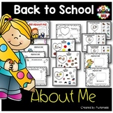 Back to School - About Me for students with Autism