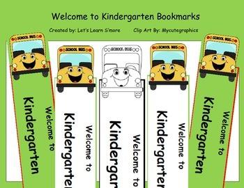 First Week of School, Back to School Bookmarks Activities Freebie