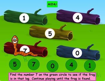 Number Sense Kindergarten