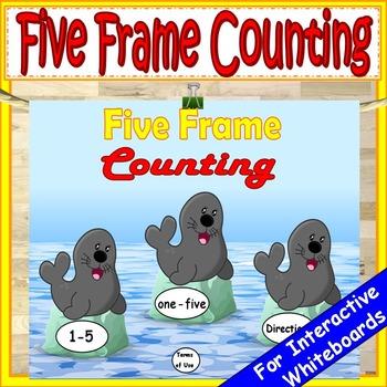 Five Frame Kindergarten Math