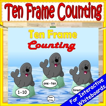 Ten Frame Kindergarten Math