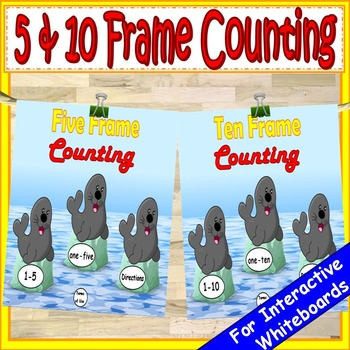 Counting Kindergarten Math PowerPoint Game