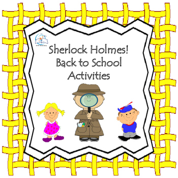 "Back-to-School ""Get To Know You"" Activities"
