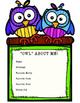 Back to School Activities Bundle (FREEBIE)